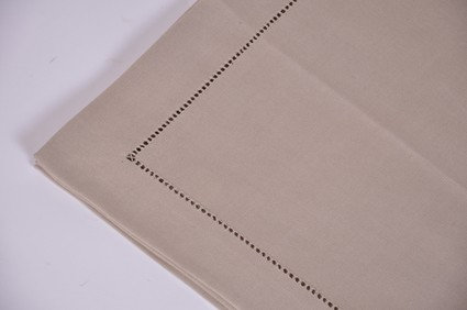 Nappe Taupe 170X350cm