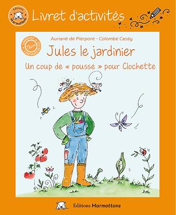 Carnets d'activités Jules