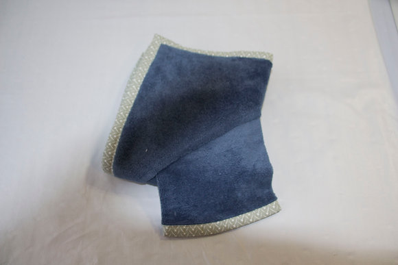 Essuie Capuchon - Bleu /Vert