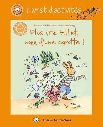 Carnets d'activités d'Eliott