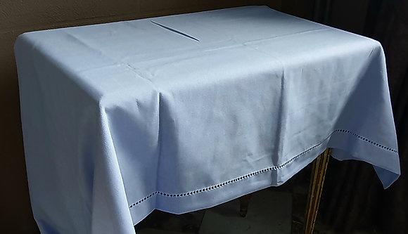 Nappe Bleu pâle 150X250cm