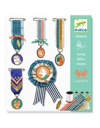 Couture - de fils en médailles