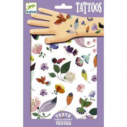 Tatouage Envolée