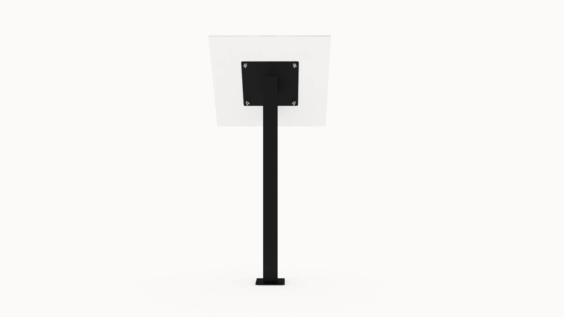 ALTO™ single pedestal sign and panelmount.