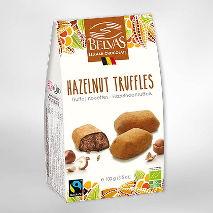 Chocolat Truffes Noisettes