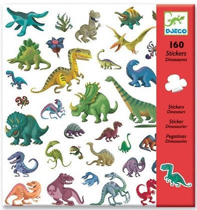 Stickers Les Dinausores