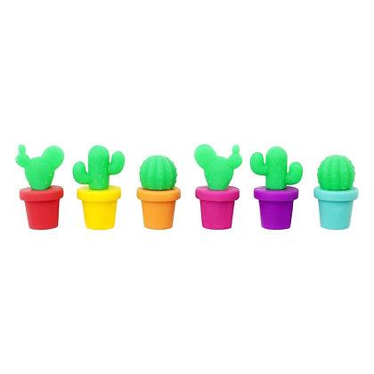 Marque verres - Cactus