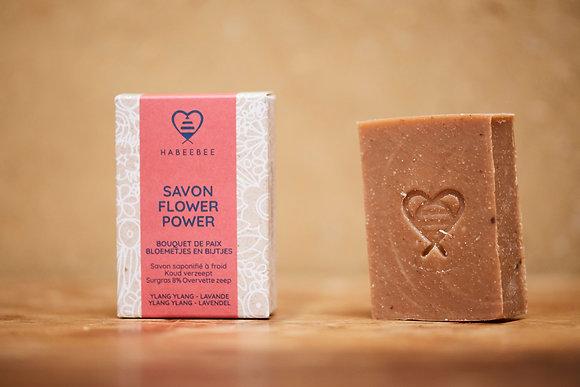 Savon Flower Power