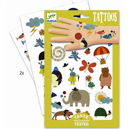 Tatouage Jolies petites choses