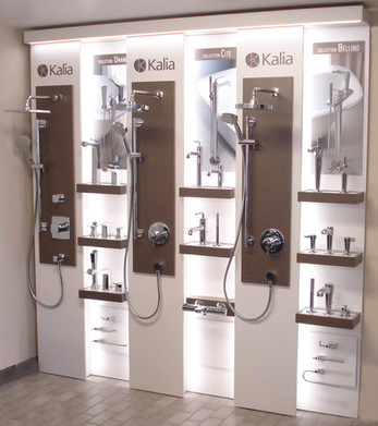 Manufacturer Displays
