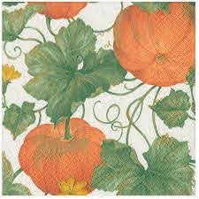 Serviette Pumpkin Orange
