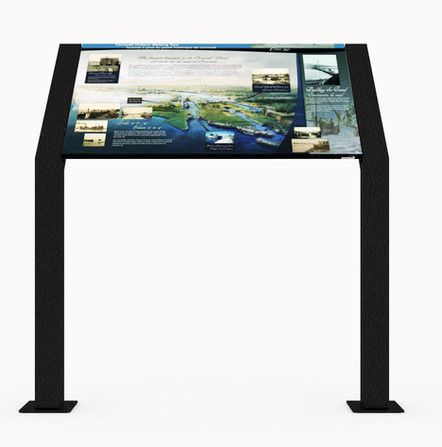 ALTO™ Sign and Panel Podium Mounting System.