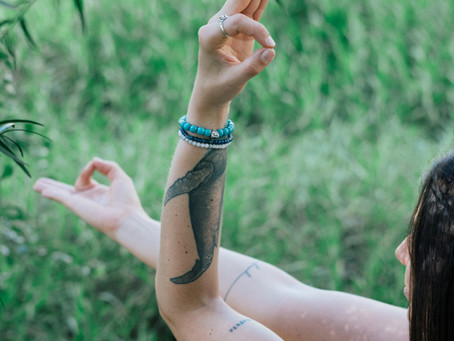 Power at Your Fingertips: Healing Yoga Mudras for Better Balance and Control