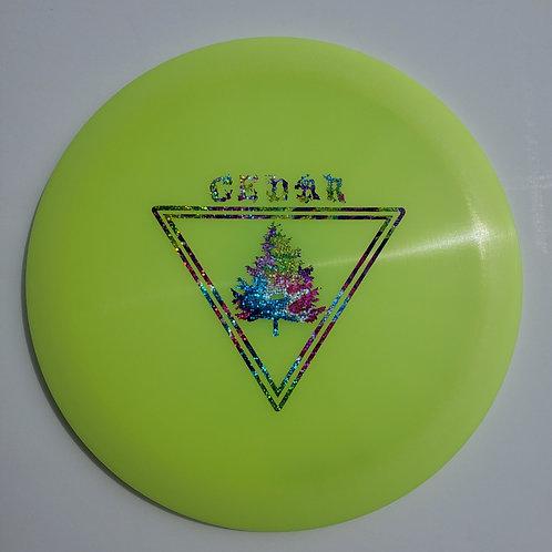 AGL CEDAR - YELLOW (Chainbang stamp)