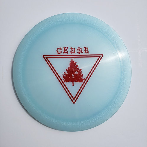 AGL CEDAR - BABY BLUE (Chainbang stamp)