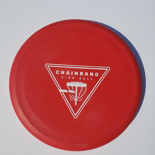 AGL MADRONE -RED (Chainbang stamp)