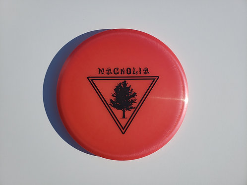AGL MAGNOLIA - PINKY RED (Chainbang stamp)