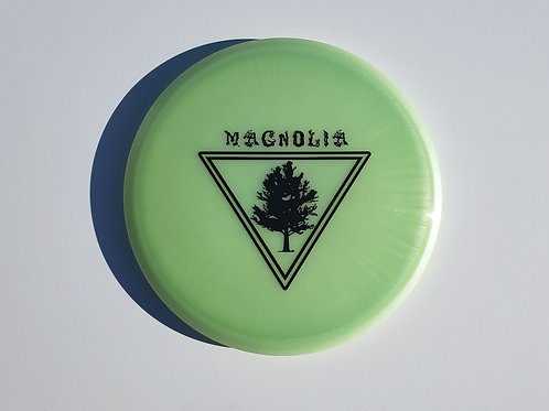 AGL MAGNOLIA - MINT GREEN (Chainbang stamp)