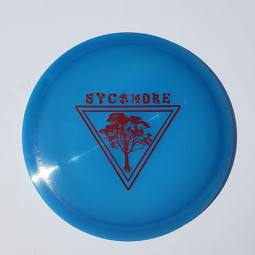 AGL DISCS SYCAMORE BLUE (various stamp colors)