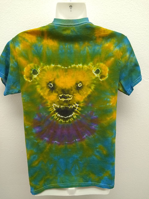 Dead Life Tee yellow Bear