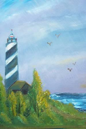 Spring Light House