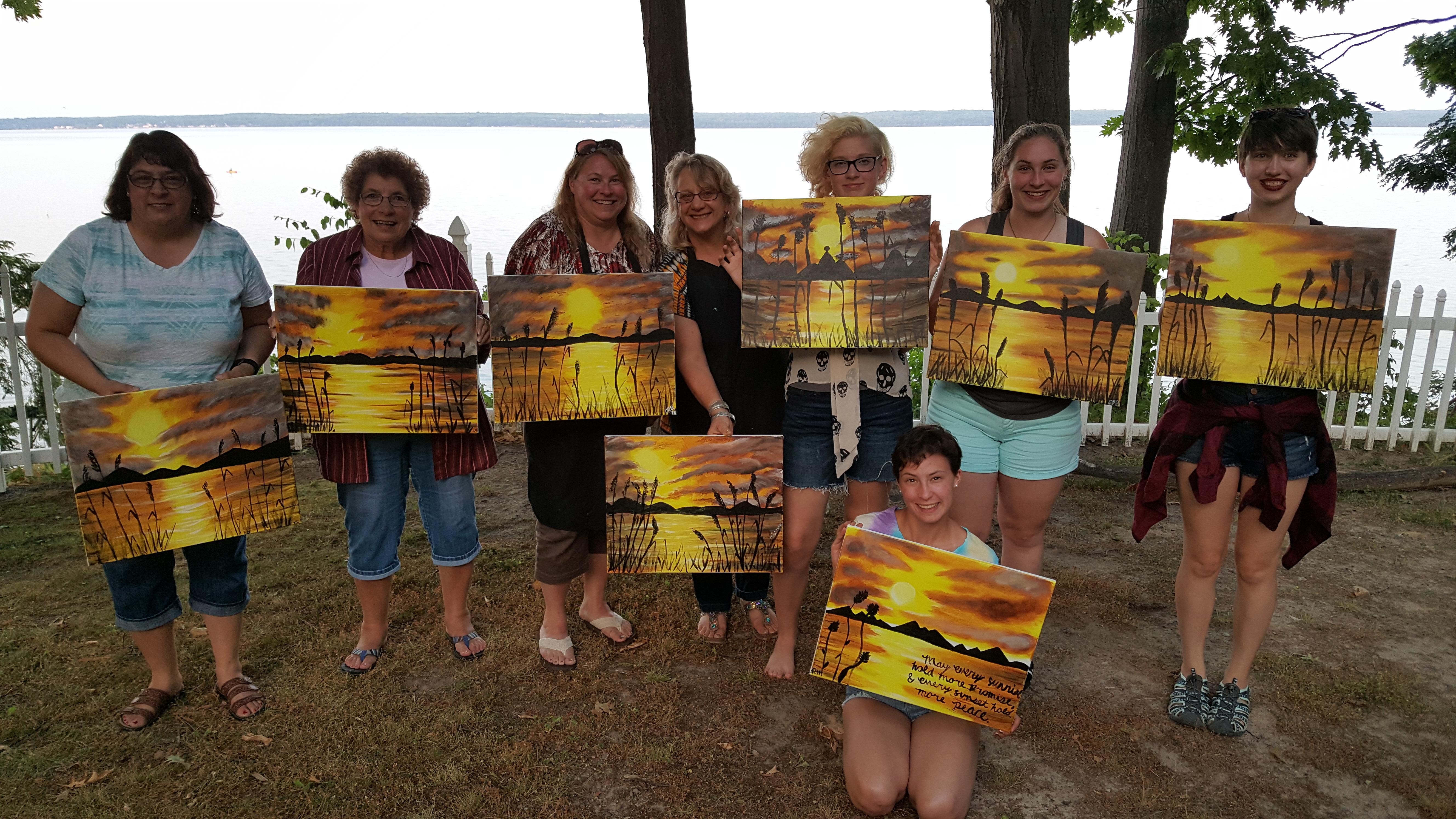 Private Party on Seneca Lake