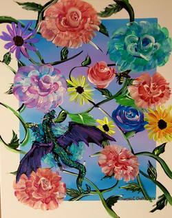 Hedonist Wild Flowers