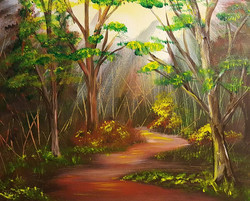 Morning Pathway