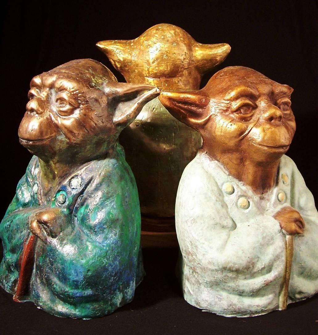 Yoda Bronze