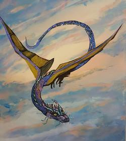 Blue Dagon