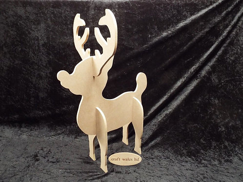 Reindeer MDF Freestanding 660mm