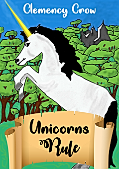 Unicorns Rule Front Cover.png