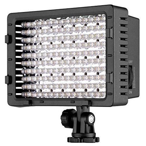 Lámpara 160 leds fotografía y vídeo