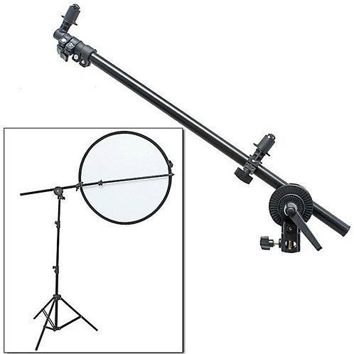 Boom brazo soporte para reflectasol