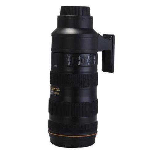 Termo taza tipo lente 70-200mm