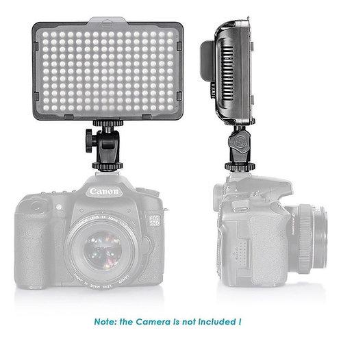 Lámpara 176 leds Neewer fotografía y vídeo