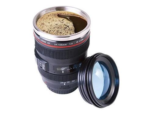 Termo tipo lente 24-105mm tapa azul