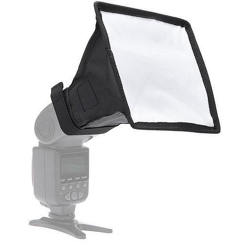 Difusor plegable para flash