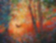 Silent Wings,16X20 acrylic.jpg