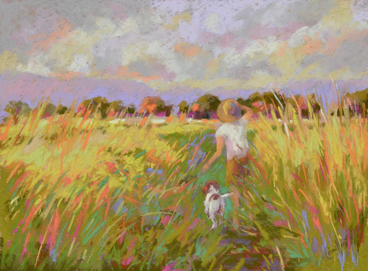 Marsh Walk Memory