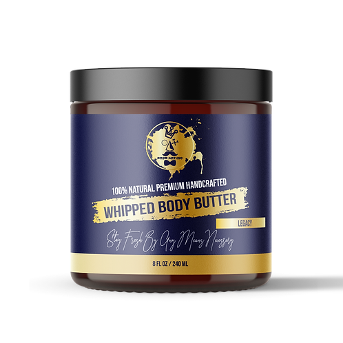 Legacy Whipped Body Butter