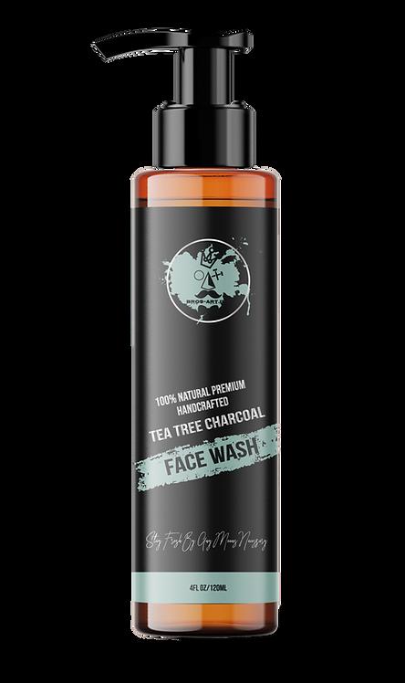 Tea Tree Charcoal Facial Wash