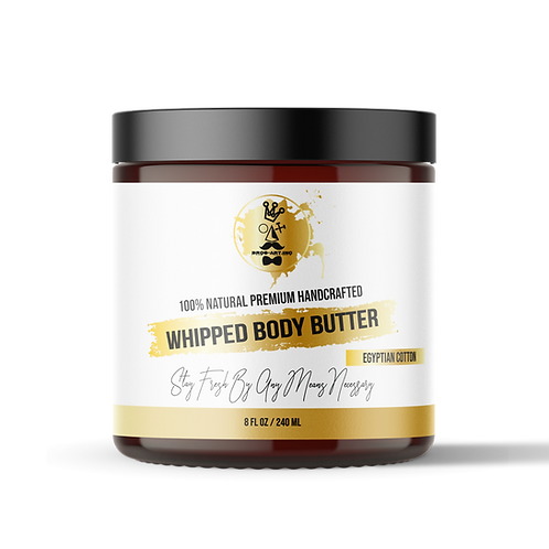 Egyptian Cotton Whipped Body Butter