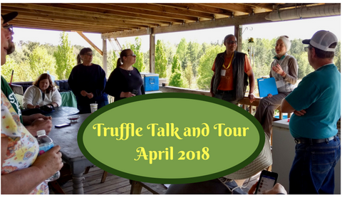 Truffle Talk and Tour