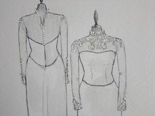 The October Bride (detail)