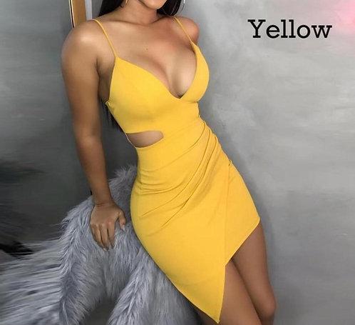 Vestido Bico
