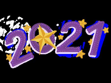 21 jälkeä vuoteen 2021