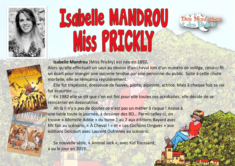 Isabelle Mandrou