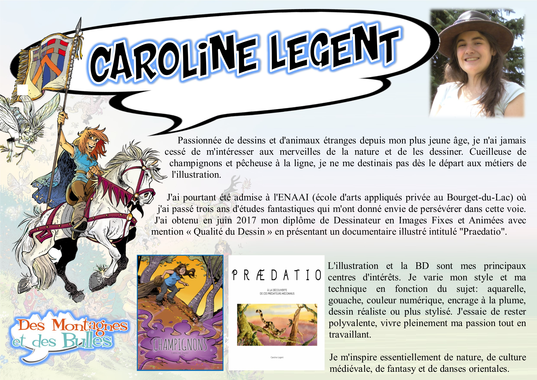 Legent Caroline