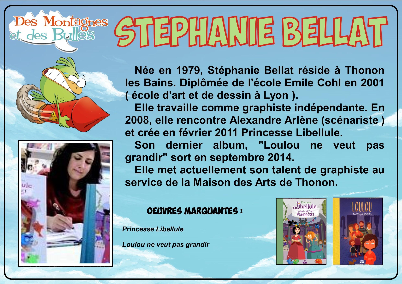 Stéphanie Bellat